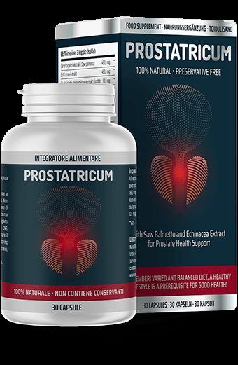 Prostatricum controindicazioni