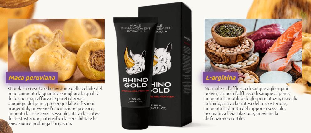 Rhino Gold Gel funziona