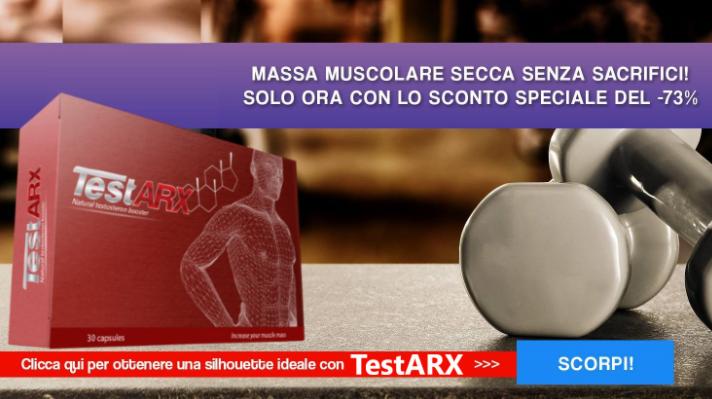 TestARX prezzo