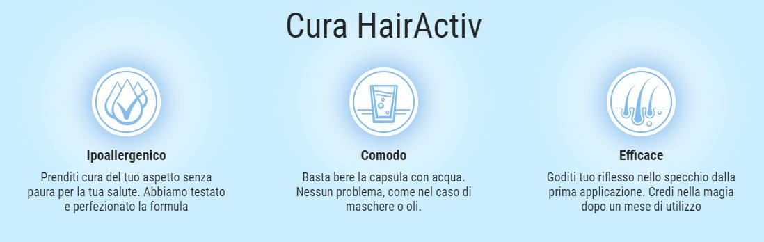 Hair Active prezzo